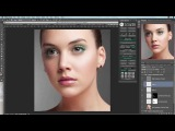 Skin Retouching: Custom Frequency Separation with BEAUTY RETOUCH Panel\\ол