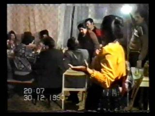 Цыганское новоселье / Gypsy home party, 1990