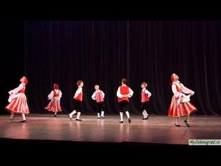Карело-финская полька (народный танец)