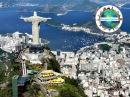 Бразильский круиз Рио де Жанейро Сан Паулу Круизные лайнеры Вокруг Света