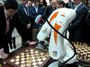Robot vs World Chess Champion 14 Vladimir Kramnik