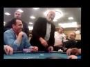 У Армянина сдали нервы за покерным столом.