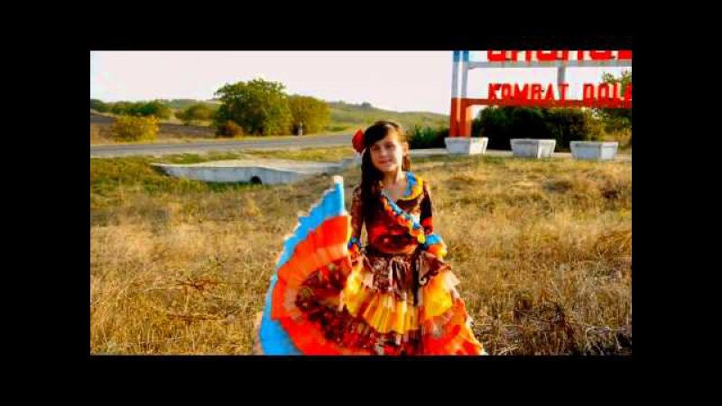Clip Uzun Diana Camelia Gulcazlar Cingenayka 2014 gagauz muzikasi гагаузская музыка