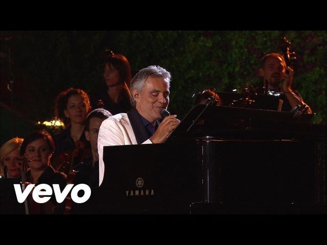 Andrea Bocelli La Mia Via Live