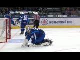 Metallurg Mg @ Dinamo Minsk 10/28/2015 / Динамо Минск - Металлург Мг 6:4