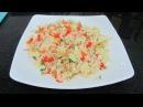 Вкусный ПЛОВ за 20 минут с овощами Рецепт Вьетнамской кухни Жареный рис PILAV recipe Cơm Chiên
