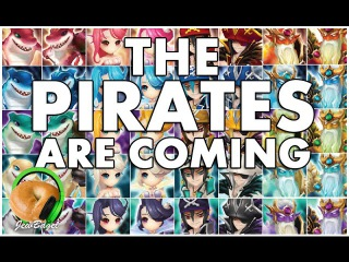 SUMMONERS WAR : THE PIRATES ARE COMING!!!