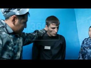 Сотрудник ФСИН запечатлел на камеру массовые издевательства над заключенными в...