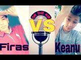 Keanu rapp & Firas B rappen/#1Vlog in Hamburg/Firas B