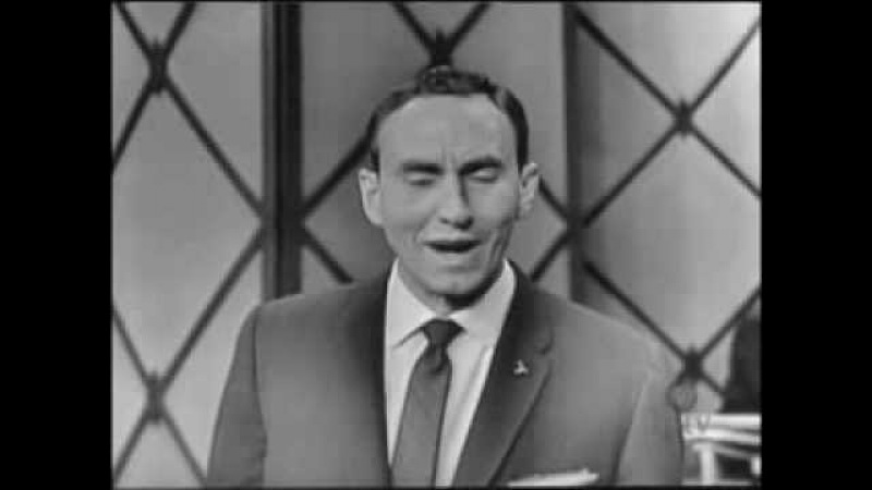 Grandfather's Clock - Larry Hooper, 1956 Lawrence Welk Show