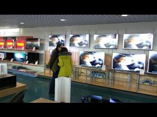 Предложение руки и сердца в М.видео г.Стерлитамак 17.02.2016