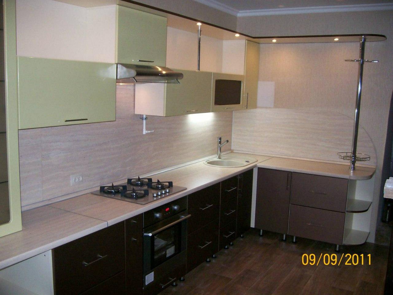 Кухня 8 кв м дизайн фото угловая