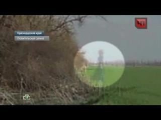 ВКраснодаре вобъектив камеры попал призрак иперепугал туристов.