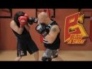 Учимся работать первым номером атаковать Техника бокса Игорь Смольянов
