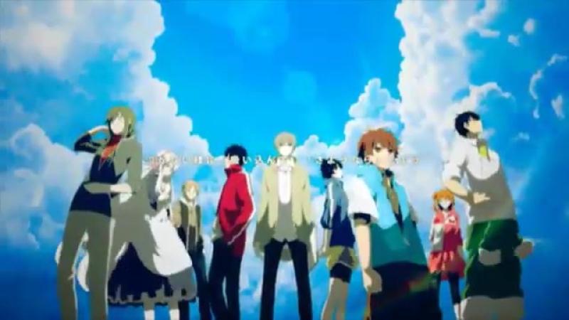 【カゲプロシリーズMAD】Sky of Beginning