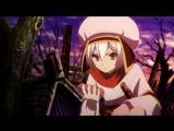 Драконий хаос Война красного дракона 3 серия Chaos Dragon Sekiryuu Senyaku (Русская озвучка)