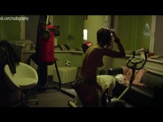 Марта Носова топлес в сериале