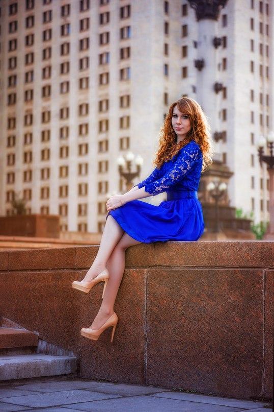 Анастасия Бумажкина | Москва