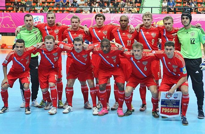 Сборная России вышла в полуфинал чемпионата Европы по мини-футболу