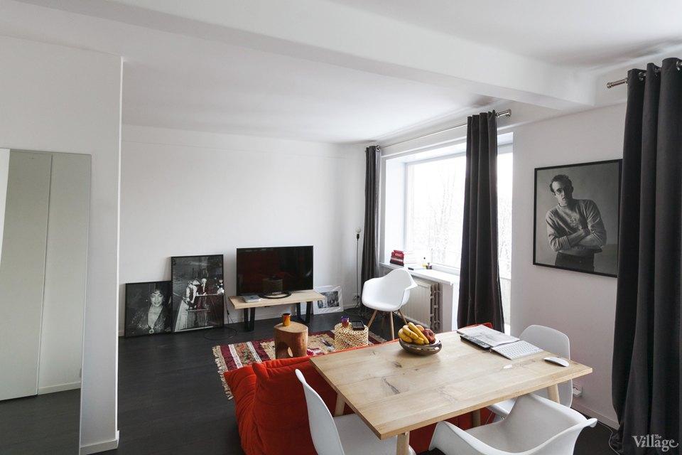Дизайн квартиры 35 м в Санкт-Петербурге.
