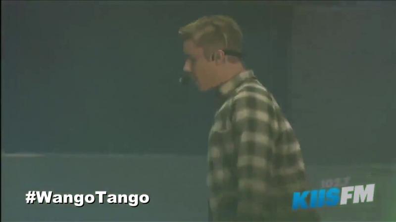 (Wango Tango 2015) HD - Justin Bieber - Boyfriend Beauty And a Beat