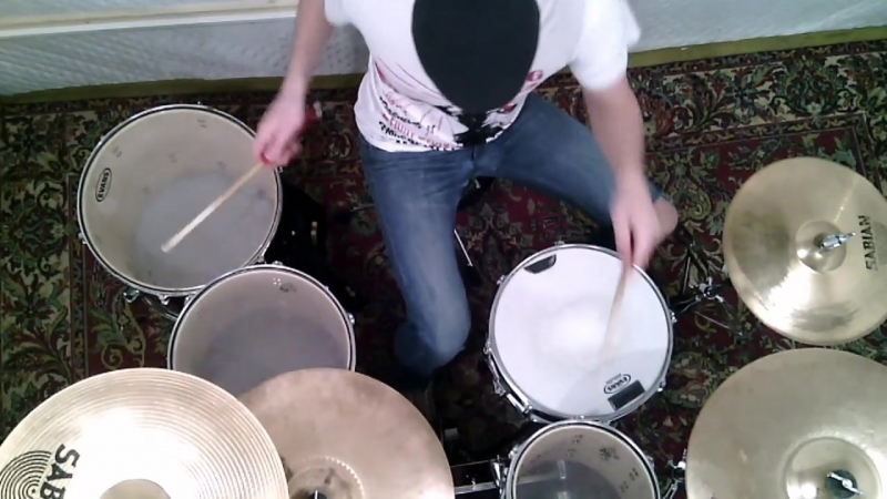Buckethead - Sled Ride (Drum cover)