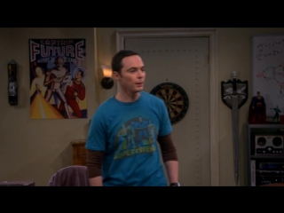 Шелдон извиняется перед Леонардом и хочет поехать в Лас-Вегас теория большого взрыва тбв отрывок фрагмент шелдон купер