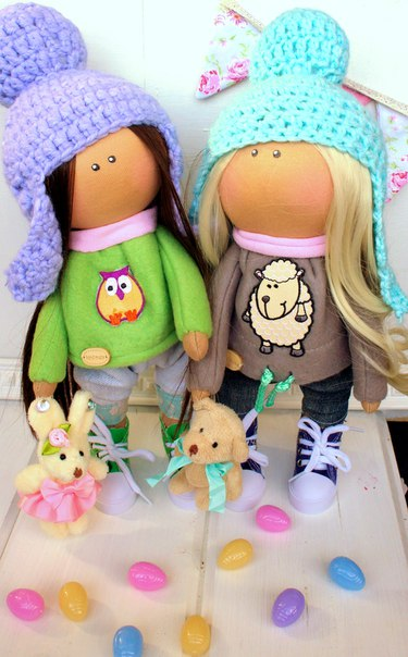 Душевные куклы. (5 фото)