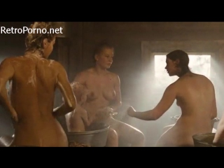 Голые зрелые женщины в бане на 8 марта 25 фото