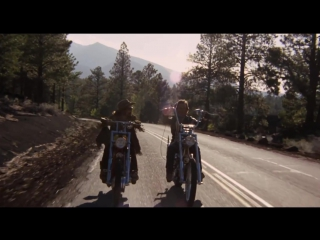 The Byrds-Wasn't born to follow ( Я не был рожден, чтобы следовать) Easy Rider Беспечный ездок
