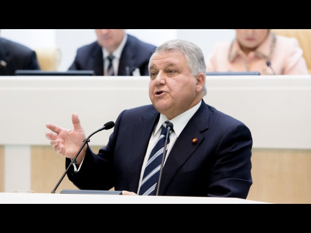 Нановойны, колонии и «служебные люди» | Совет федерации (Полная версия) Ковальчук