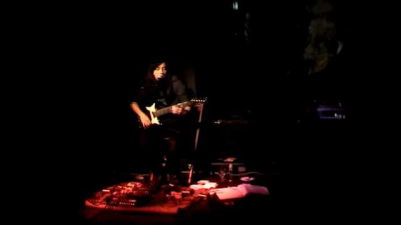 Grouper - Heavy Water / I'd Rather Be Sleeping (live at A Studio Rubín, 10.11.2009)