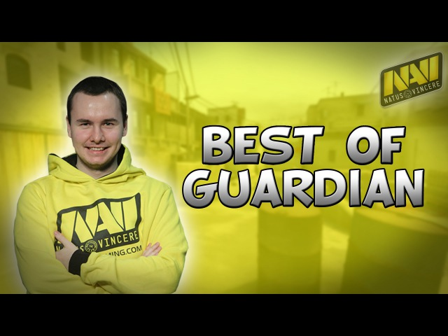 CSGO - BEST OF GuardiaN! (Insane AWP Aces, Clutches, Crazy Plays More)