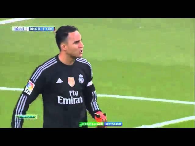 Real Madid-Barcelona 0:1 Suarez