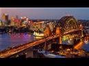 Tiny Sydney 4K Tilt-Shift Timelapse
