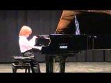 Yoav Levanon (6), Winner,  Pnina Zaltzman competition 2011