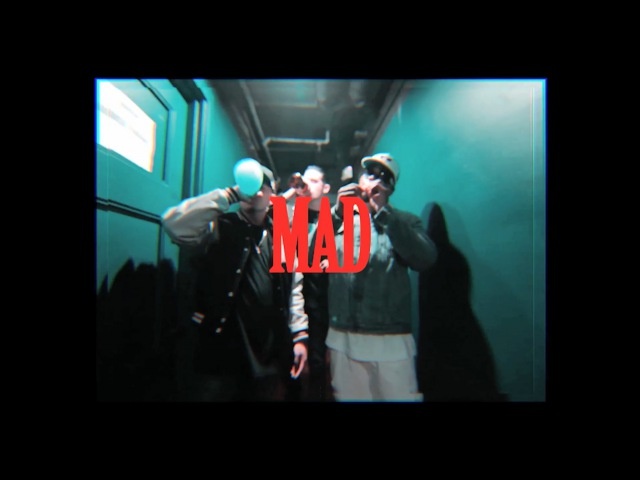 """Kool John & P-Lo """"Mad"""" Ft. G-Eazy (Official Music Video)"""