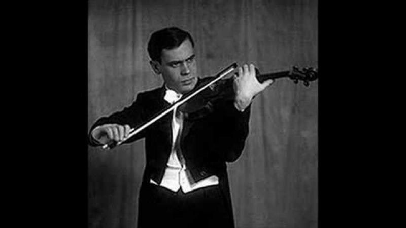 Kogan Plays Paganini Caprice 24