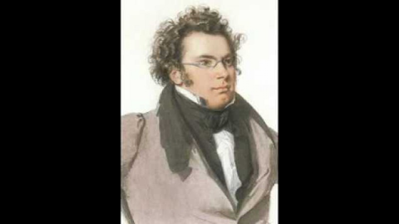 Emil Elena Gilels play Schubert Fantasy in F Minor (1/2)