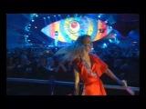 Валерия и Robin Gibb - Stayin' Alive. Премия МУЗ-ТВ