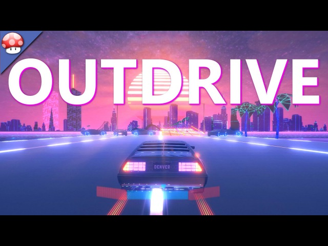 OutDrive: PC Gameplay [60FPS/1080p]