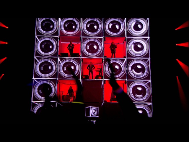 [HD 1080p] The Killers - Human - MTV EMA 2008 Liverpool