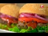 Сочный бифштекс и гамбургеры - Все будет вкусно/Все буде смачно - Выпуск 140 - Часть 1 - 18.04.15