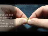 Как связать простой узел