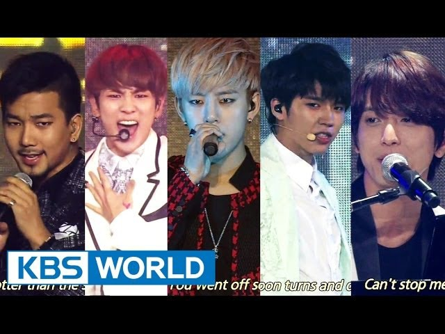 Music Bank in Brazil | 뮤직뱅크 인 브라질 (2014.07.15)
