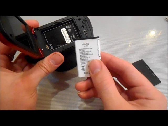 Как обманывают китайцы - видео камера Sony