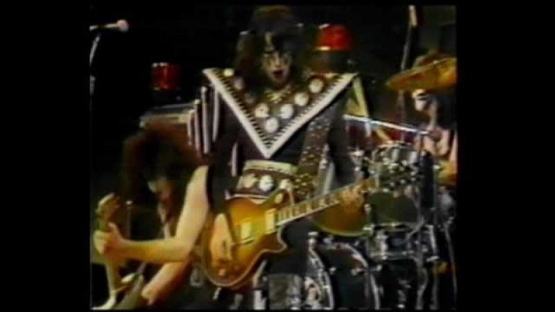 Kiss - Love Theme From Kiss Video
