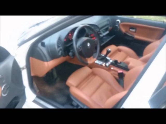 BMW E36 TOURING wnętrze AKRObeta BC BAWARIA CREATION 2015