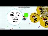 Как я играл в агарио часть 3