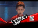 The Voice Kids Philippines Blind Audition Yesterday's Dream by Douglas